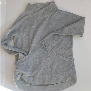 Fleece Pull Over Sweatshirt